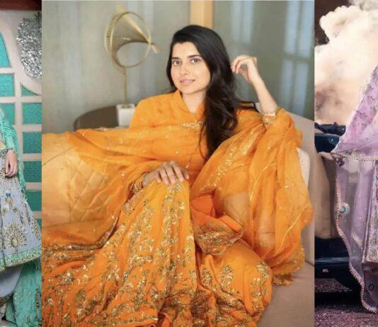 Nimrat Khaira Suits Design